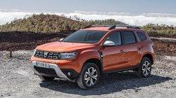 New Duster Facelift Revealed 2021 Dacia Duster Breaks Cover