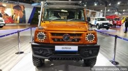New Force Gurkha Bs6 India Launch Official Teased By Force Motors