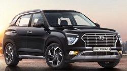 Hyundai Creta Sx Executive India Launch Price Rs 13 18 Lakh Petrol Diesel Engines Available
