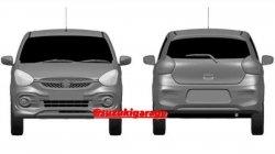 New Maruti Suzuki Celerio Design Patent Images Leaked Ahead Of India Launch