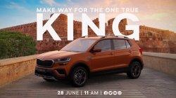 Skoda Kushaq June 28 India Launch Expected Price Booking Details