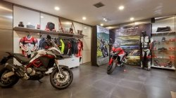 Ducati Opens New Showroom In Pune Multistrada V4 Showcased First Time In India Details