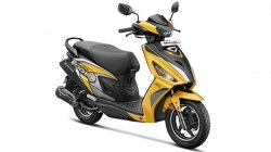 New Hero Maestro Edge 125 India Launch Price Rs 72250 Bluetooth Connected Tech New Colours