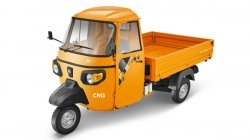 Piaggio Ape Ht Three Wheelers India Launch Price At Rs 2 24 Lakh Cargo Passenger Cng Available