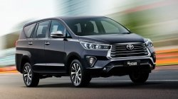 Toyota Innova Crysta Price Increase Announced 2 Percent Increase Effective Date Details