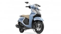 Yamaha Fascino 125 Hybrid India Launch Price Rs 70000 Bluetooth 9 Colours 2 Variants Available