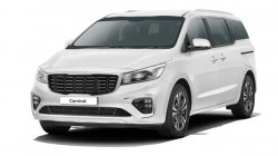 New Kia Carnival India Launch Price At Rs 24 95 Lakh New Limousine Plus Variant Introduced Details