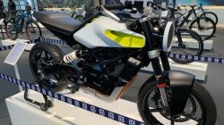 Husqvarna Unveils Its Electric Arsenal Makes Public Debut Of Vektorr And E Pilen