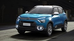 Citroen C3 Unveiled In India Ahead Of Launch 2022 Design Features Storage Space More Details