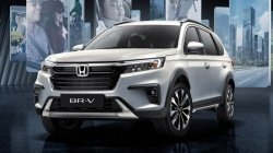 New Honda Br V Revealed Comes With Adas And Many Advanced Features