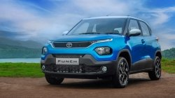 Tata Punch Variants And Colour Options Leaked