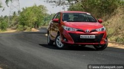 Toyota Yaris Discontinued In India Toyota Belta Coming Soon