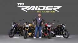 Tvs Raider India Launch Price Rs 77500 125cc Engine Connected Technology Usb Slot Available