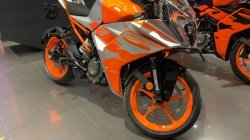 2021 Ktm Rc200 Arrives At Dealership Gets Dual Channel Abs As Standard