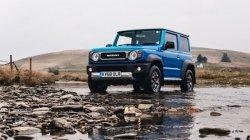 Maruti Suzuki Jimny Teased Launch Soon
