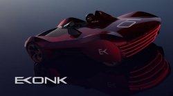 Vazirani Ekonk Electric Hypercar Concept Revealed
