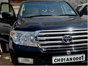 Chandigarh Has Most Vehicles Per Head Than Any Other Indian City