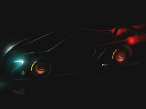 McLaren 650S GT3 Teased; Reveal At Goodwood Festival of Speed 2014