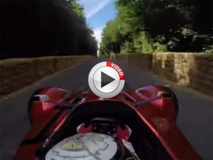 BAC Mono Onboard Footage At FoS 2015: Velocity Mentality