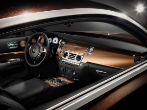 Rolls Royce Wraith 'Inspired By Music': Feel The Wraith Of True Sound