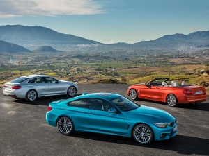 2017 BMW 4 Series Unveiled [Details + Photo Gallery]