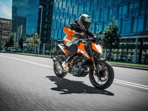 2017 KTM Duke 200 Spied Ahead Of India Launch