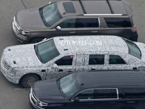 Spy Pics: The World's Safest Limo Is Almost Ready