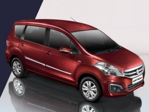 Maruti Suzuki Ertiga Limited Edition Launched; Prices Start At Rs 7.85 Lakh