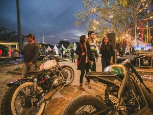 India's First Rider's Music Festival Begins With A Bang