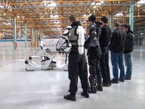 World's First Manned Hoverbike Scorpion 3 Tested [Video]