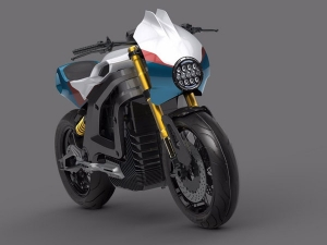Italian Volt Lacama Revealed —  The Future Of Motorcycles?