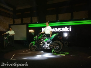 2017 Kawasaki Z900 Launched In India; Priced At Rs 9 Lakh