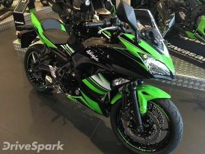 2017 Kawasaki Ninja 650 Launched In India; Priced At Rs 5.69 Lakh