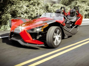 Polaris Slingshot Recalled Over Loose Steering-Suspension Connection