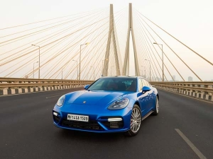 Porsche Panamera Turbo Launched In India; Priced At Rs 1.96 Crore