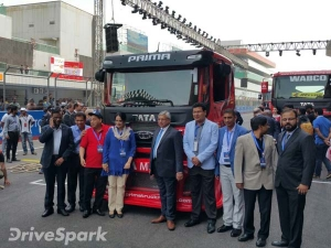 Tata Prima Race Truck With 1040bhp Unveiled