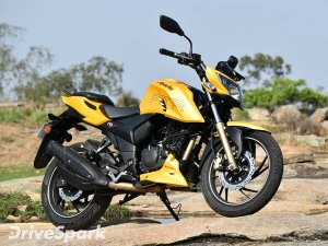 2017 TVS Apache RTR 200 4V Launched In India