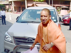 Chief Minister's Motorcade Car Towed Away For Parking In The Wrong Place