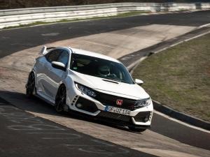 Honda Civic Type R Smashes Nurburgring FWD Lap Record — Reclaims Ring Crown