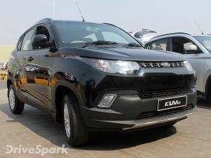 Mahindra KUV 100 Sales Crosses 50,000 Units Since January 2016