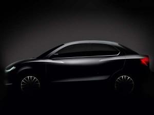 Maruti Suzuki Swift Dzire Teased Ahead Of Launch