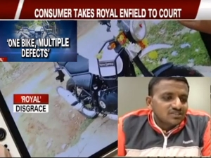 Owner Finds 40 Manufacturing Defects In His Himalayan — Drags RE To Court