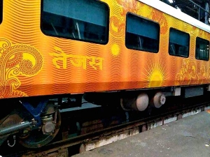 Tejas Express Completes Its First Trip — Damages Are Shocking