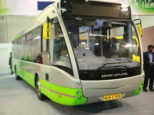Ashok Leyland To Develop Electric Bus In Alliance With Sun Mobility