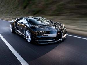 Next-Generation Bugatti Chiron To Be Electrified