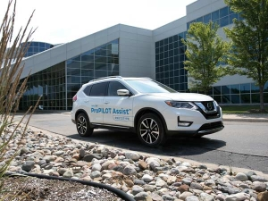 Nissan Set To Launch ProPilot Assist Technology In The U.S