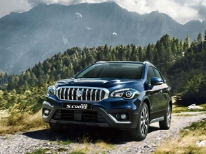 Suzuki Introduces India-Bound S-Cross Facelift In Taiwan