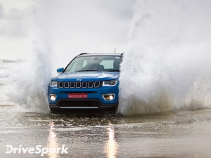 Jeep Compass Petrol Automatic Production Begins In India