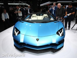 Lamborghini Aventador S Roadster Bookings Open In India