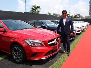 Mercedes-Benz India Kicks Off Festive Season With Record Deliveries In A Single Day